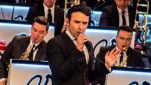 Concierto en línea de Carlos Peña durante festival de música de Turquía | Abril 2020