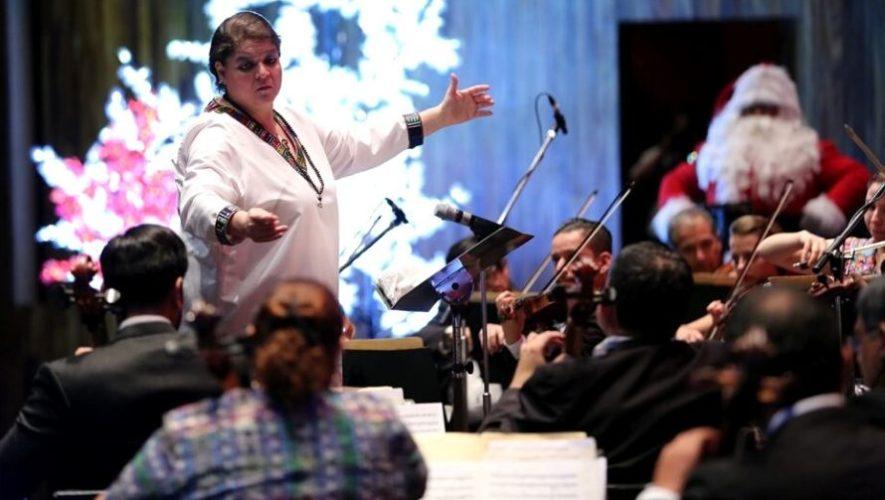 Concierto en línea de canciones navideñas con la Orquesta Sinfónica   Abril 2020
