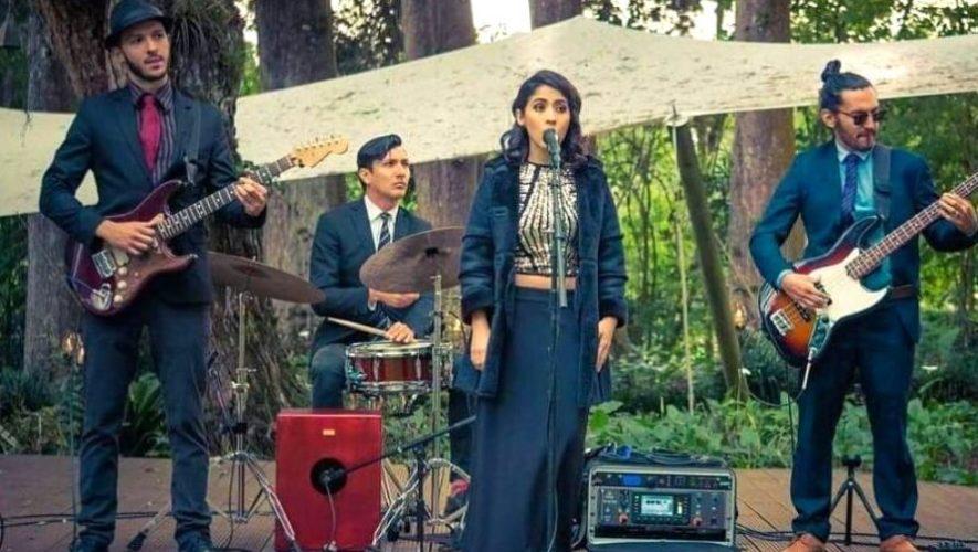 Concierto en línea de jazz con artistas guatemaltecos invitados | Abril 2020