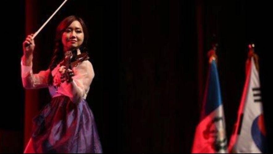 Concierto en línea de música coreana y guatemalteca | Abril 2020