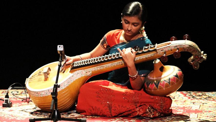 Concierto gratuito en línea con música de la India y marimba | Abril 2020