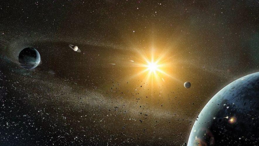Curso virtual de astronomía con el astrónomo Edgar Castro   Abril 2020