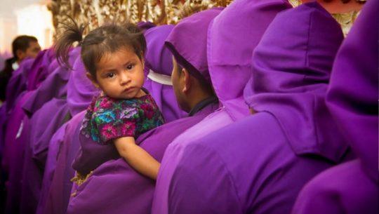 El Color de la fe, la Semana Santa guatemalteca a través de fotografías
