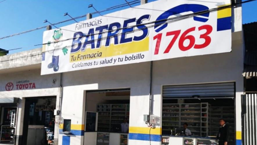 Farmacias con servicio a domicilio en Guatemala 1