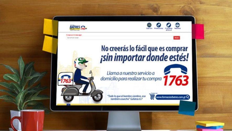 Farmacias con servicio a domicilio en Guatemala 4