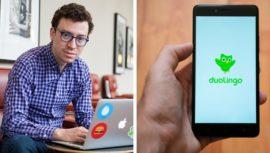 Forbes destacó a Duolingo del guatemalteco Luis Von Ahn por ser de ayuda durante el COVID-19