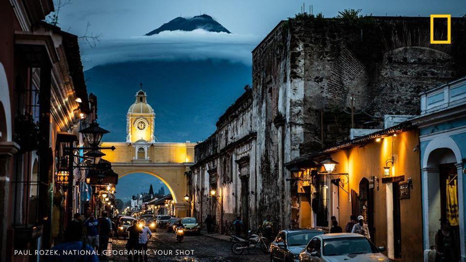 Foto de Antigua Guatemala en Nat Geo