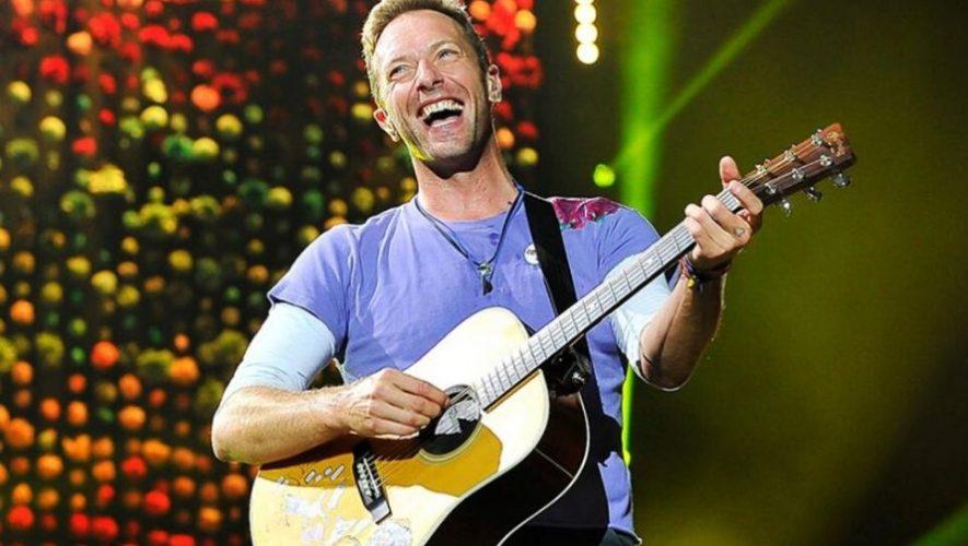 Hora en Guatemala del concierto en línea de Coldplay | Abril 2020