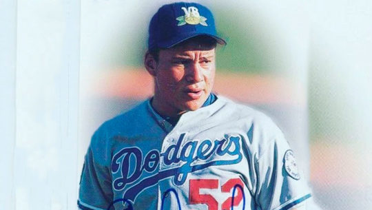 Hugo Pivaral, el guatemalteco que firmó contrato con los Dodgers de Los Ángeles