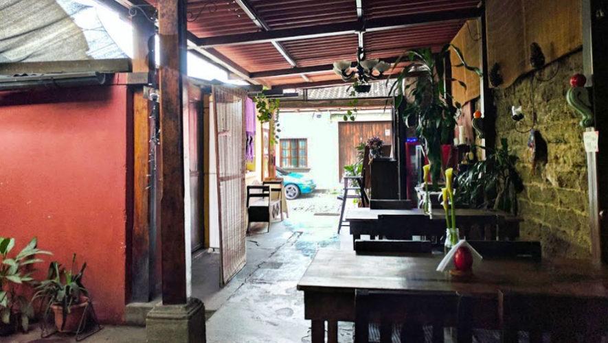 La Casa de las Sopas en Guatemala