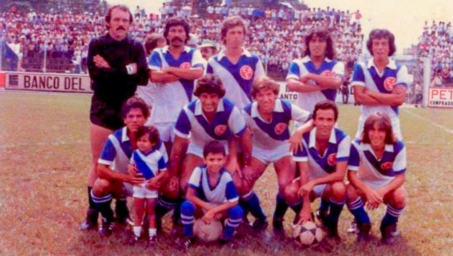 La histórica participación de CSD Suchitepéquez en la Copa de Campeones Concacaf 1983