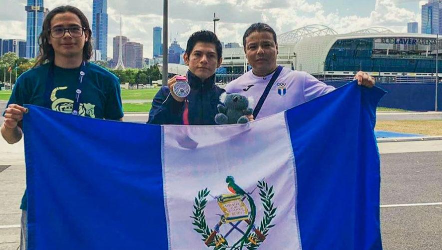 Logros deportivos que han conseguido los atletas de Guatemala en lo que va del 2020