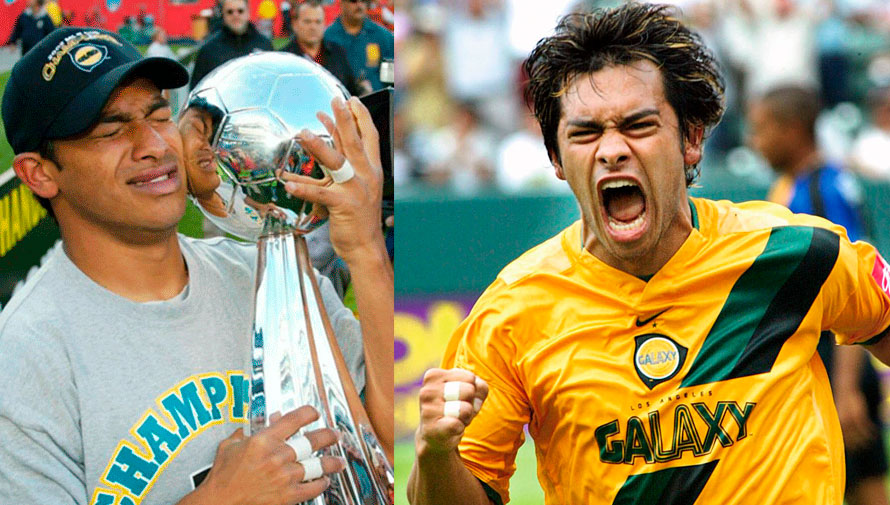 MLS recordó el histórico gol de Carlos Ruiz para el primer título del LA Galaxy
