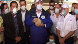 Niño originario de Quetzaltenango regaló sus ahorros para ayudar a combatir el COVID-19