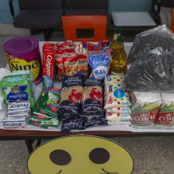 Operación Sonrisa hace donativo para apoyar a guatemaltecos afrontar la crisis del COVID-19