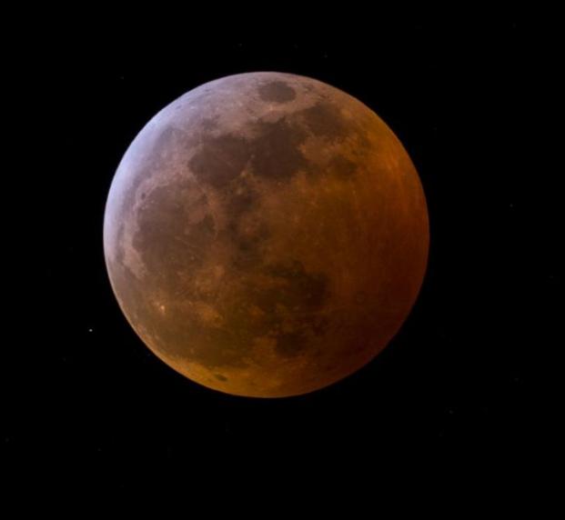 Superluna en Guatemala