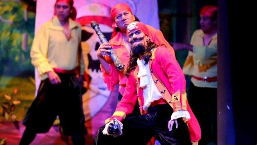 Transmisión de la obra Peter Pan, por el Ballet Folklórico de Guatemala   Mayo 2020