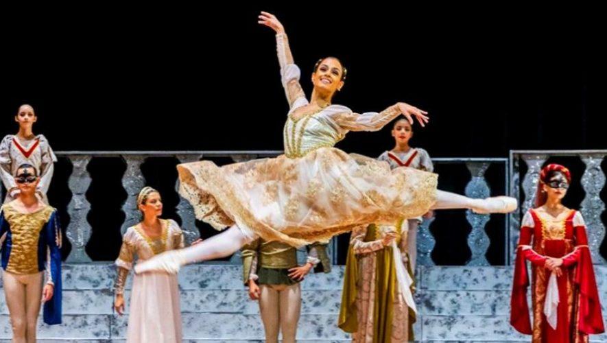 Transmisión de la obra Romeo y Julieta por el Ballet de Guatemala | Abril 2020