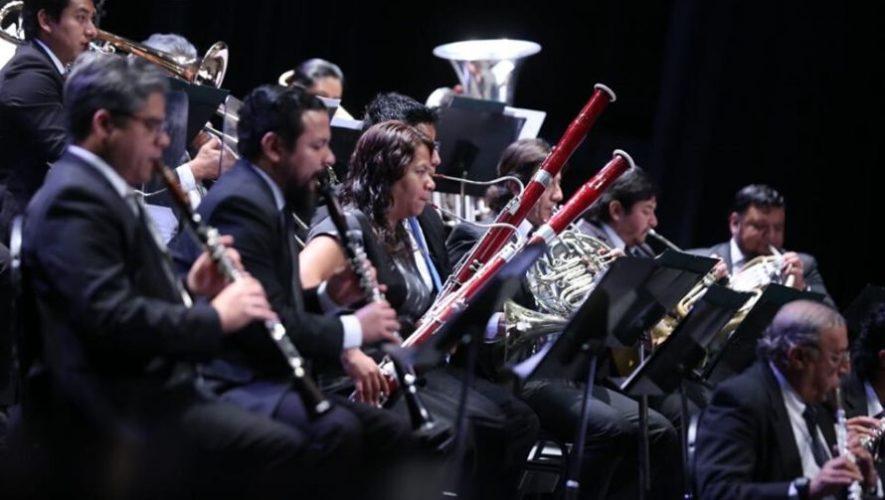 Transmisión en línea del concierto sinfónico de Joaquín Orellana | Abril 2020