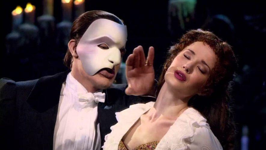 Transmisión gratuita del musical El Fantasma de la Ópera | Abril 2020