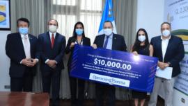 2020 Operación Sonrisa donó equipo de protección médico valorado en US$10,000