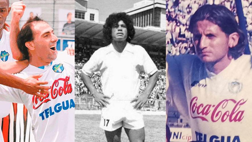 Aficionados de Comunicaciones FC eligieron a su once histórico