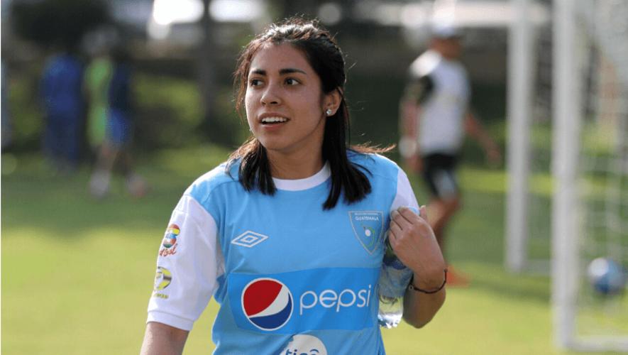 Ana Lucía Martínez recordó uno de sus mejores momentos con la selección nacional
