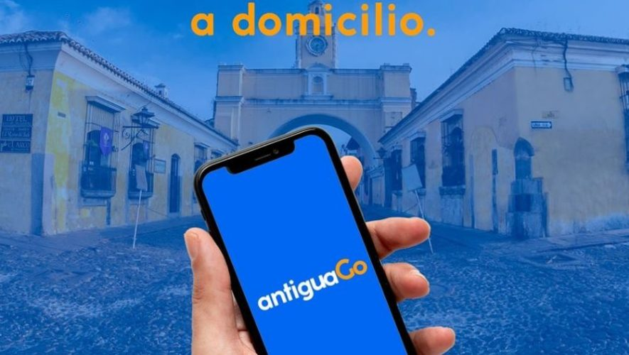 Antigua Go, la aplicación para pedir comida a domicilio en Antigua Guatemala