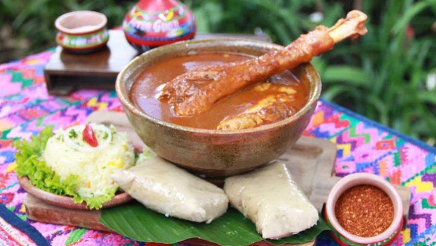 Arrin Cuan cuenta con platillos típicos a domicilio en Guatemala