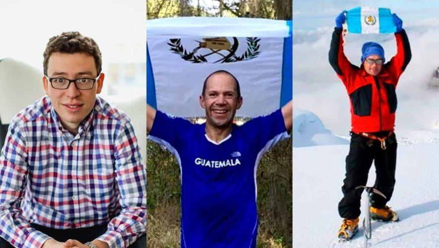 Charlas motivacionales gratuitas a cargo de personalidades guatemaltecas | Mayo 2020