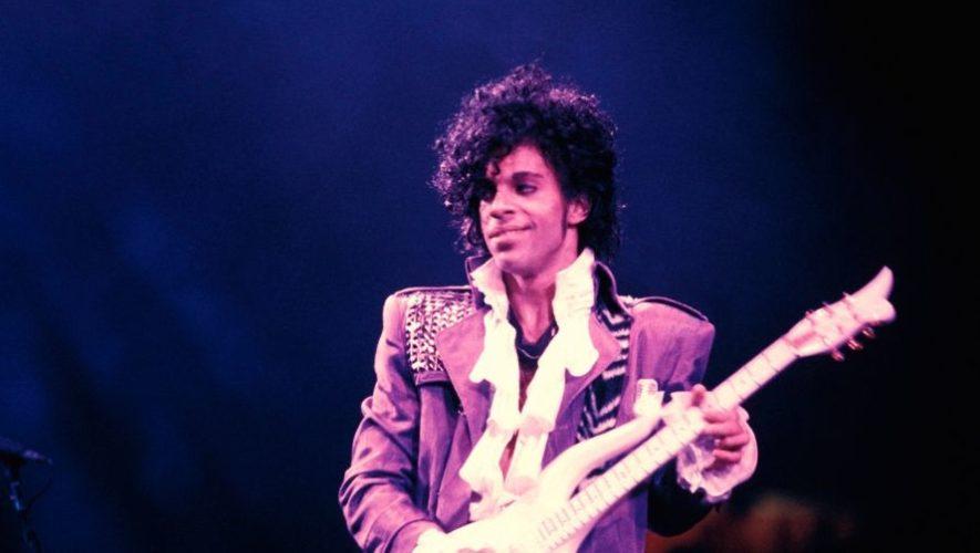Histórico concierto de Prince será transmitido en línea en Guatemala