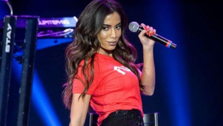 Concierto en línea de Anitta en apoyo a los guatemaltecos | Mayo 2020