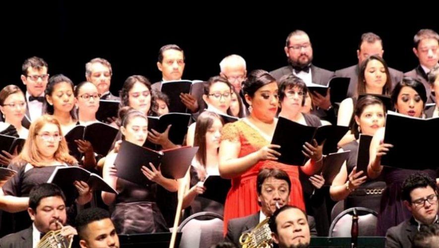 Concierto en línea del Coro Nacional de Guatemala por el Día de la Madre | Mayo 2020