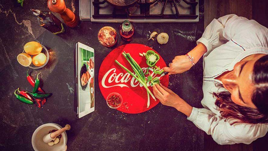 Conoce cómo ordenar de forma fácil y segura las bebidas de Coca-Cola en Guatemala