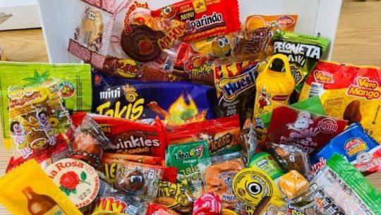 Esta empresa cuenta con dulces mexicanos a domicilio en Guatemala