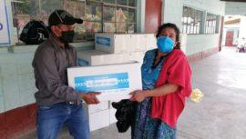 El Amor en Caja, en su primera entrega, benefició a más de 11,000 familias guatemaltecas