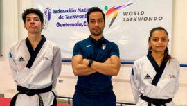 Guatemala dice presente en el Torneo Abierto Europeo de Poomsae en línea