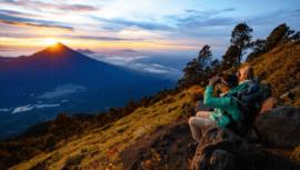 Nat Geo Reino Unido destacó a Guatemala por sus espectáculos de luces de lava y festivales
