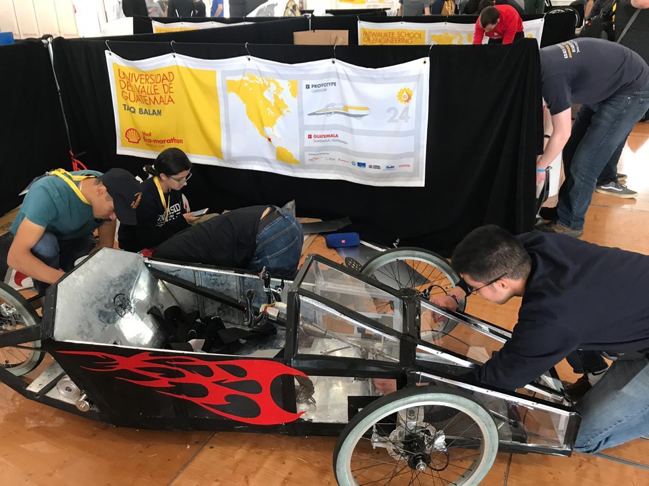 Guatemaltecos ganaron mención honorífica en competencia internacional