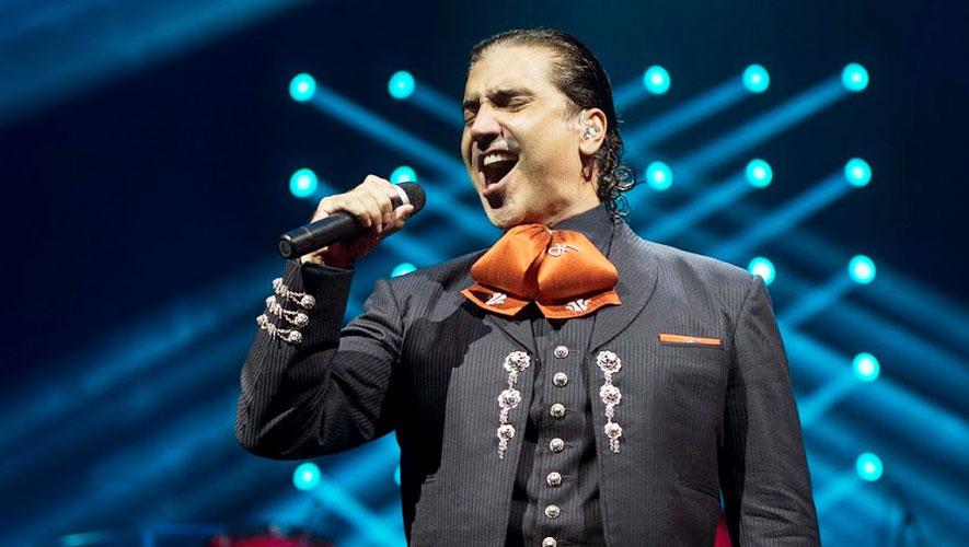Hora en Guatemala del concierto en línea de Alejandro Fernández | Mayo 2020