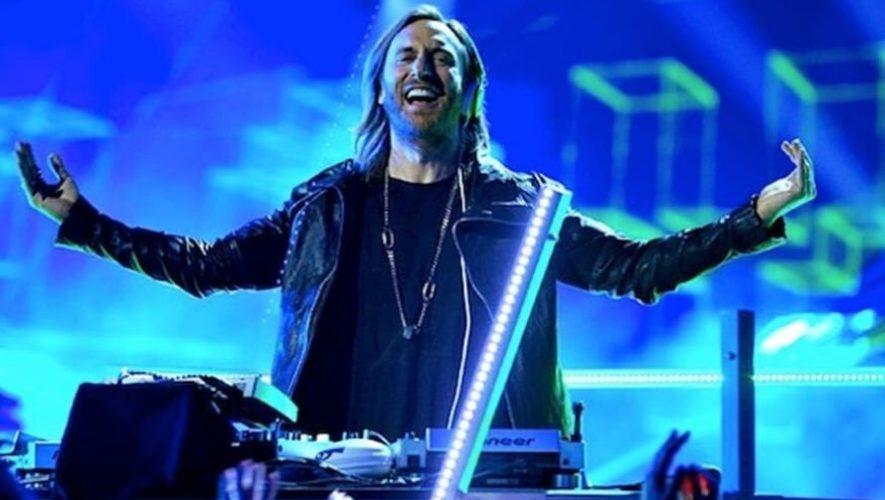 Hora en Guatemala del concierto en línea de David Guetta | Mayo 2020