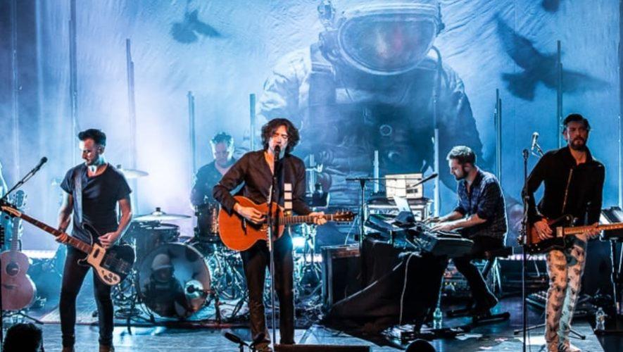 Hora en Guatemala del concierto de Snow Patrol | Mayo 2020