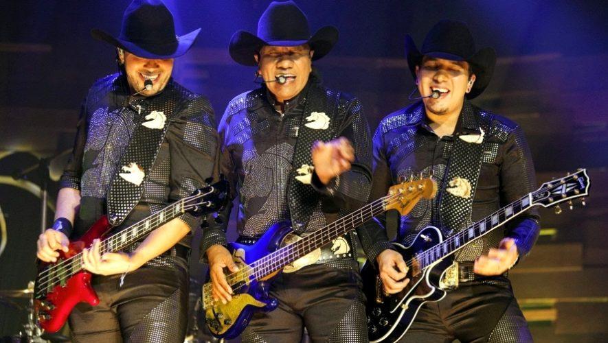 Hora en Guatemala del concierto en línea de Bronco | Mayo 2020