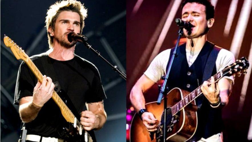 Hora en Guatemala para ver el concierto en línea de Juanes y Fonseca | Mayo 2020