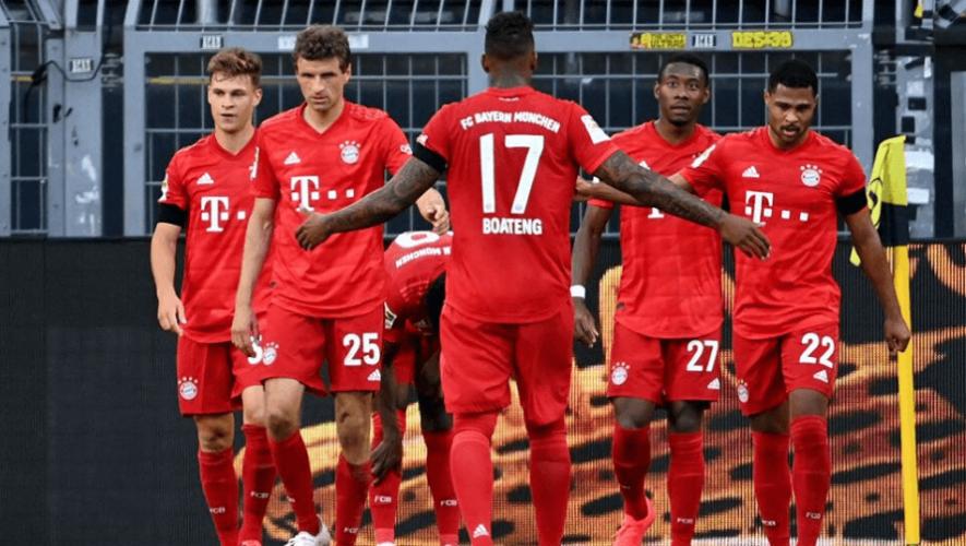 Hora y canal para ver en Guatemala el partido Bayern Múnich vs. Düsseldorf, mayo 2020