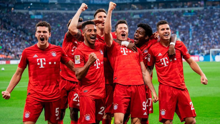 Hora y canal para ver en Guatemala el partido Union Berlín vs. Bayern Múnich, mayo 2020