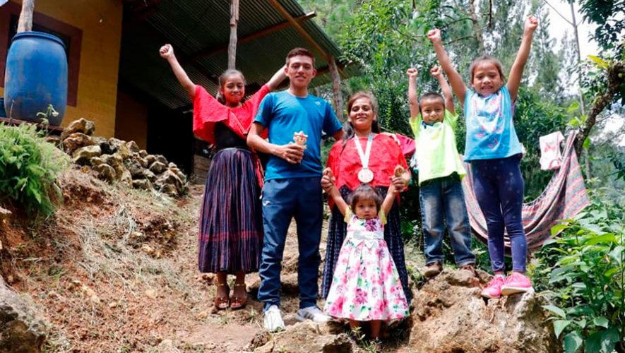 José Barrondo, el marchista que le dedicó su máximo logro deportivo a su mamá