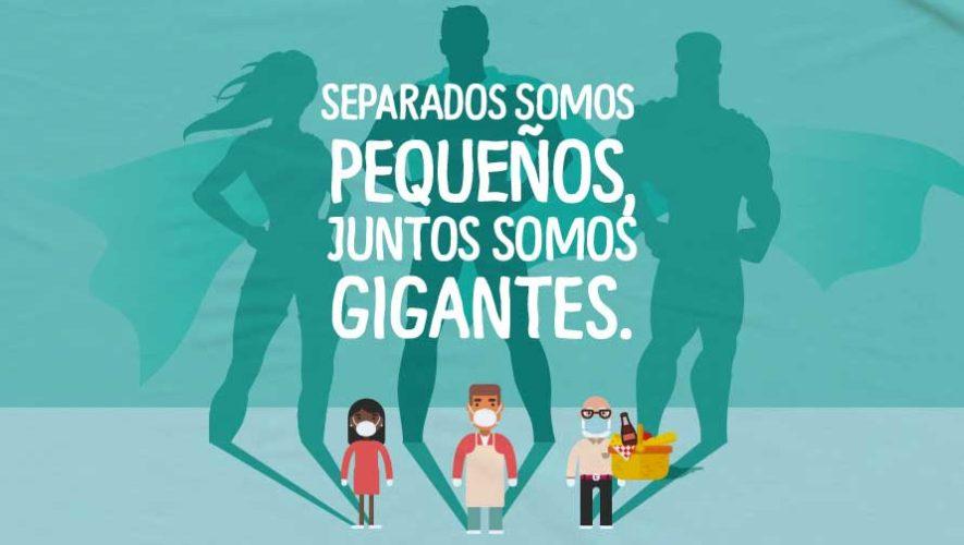 """La nueva campaña """"Pequeños gigantes"""" reconoce el trabajo de los tenderos e incentiva el consumo local"""