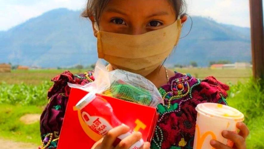 McDonald´s entregó más de 50,000 Cajitas Feliz a hospitales e instituciones guatemaltecas
