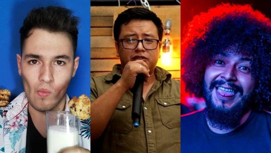 Primer torneo en línea de comedia en Guatemala | Mayo - Julio 2020